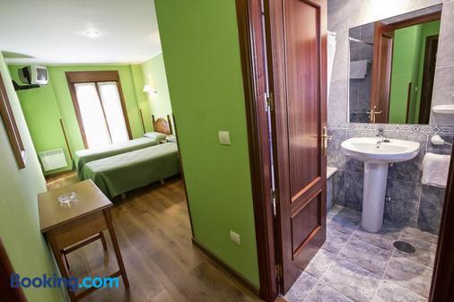 蒙得维的亚旅馆 - 坎加斯德奥尼斯 - 睡房