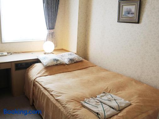 水户潮流酒店 - 水戶市 - 睡房