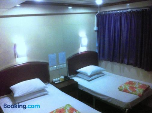 香港英格兰豪华客栈 - 香港 - 睡房