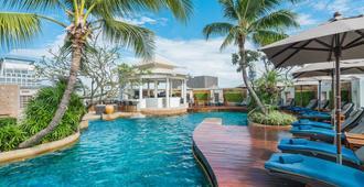 曼谷洲际酒店 - 曼谷 - 游泳池