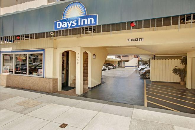 旧金山隆巴德戴斯酒店 - 旧金山 - 建筑