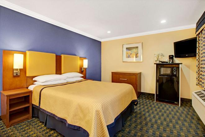 旧金山隆巴德戴斯酒店 - 旧金山 - 睡房