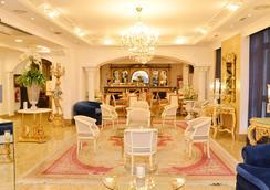 萨拉曼卡阿特尤斯卡梅丽塔斯酒店 - 萨拉曼卡 - 休息厅