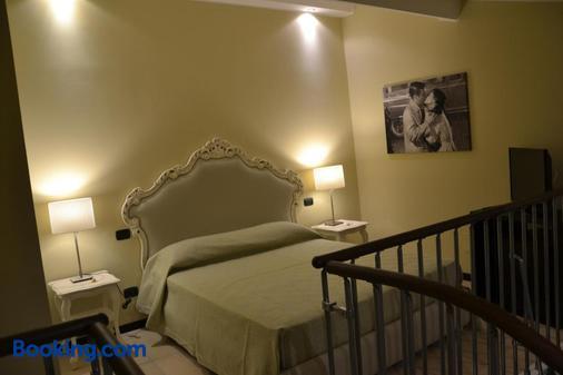 艺术与爵士酒店 - 卡塔尼亚 - 睡房