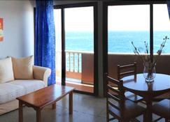 罗卡玛酒店 - 圣克鲁斯-德拉帕尔马 - 客厅