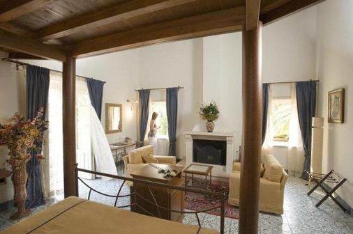 柯雅玛丽酒店及Spa中心 - 锡拉库扎 - 睡房