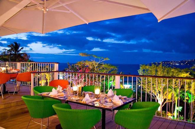 肉桂山度假酒店 - St. George's - 阳台