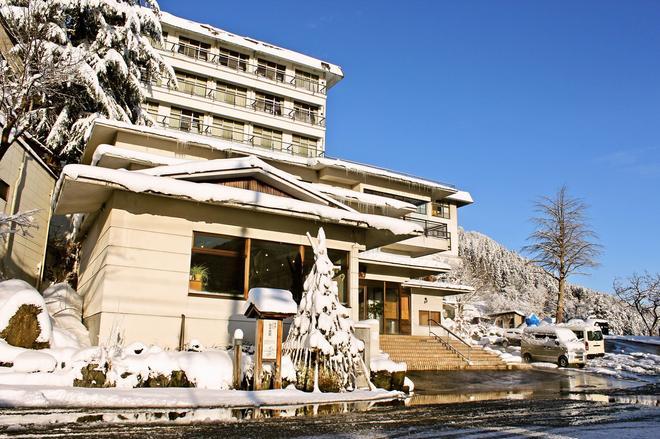 雪国之宿高半 - 汤泽町 - 建筑