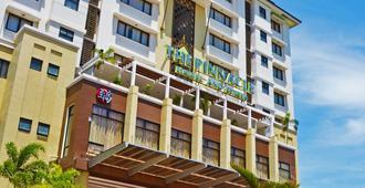 品尼套房酒店 - 达沃 - 建筑