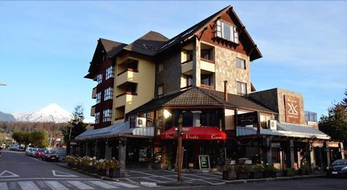 火山公寓式酒店 - 普孔 - 建筑