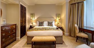伦敦公爵酒店 - 伦敦 - 睡房
