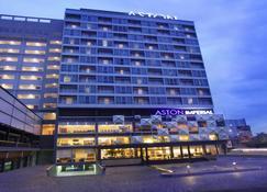 勿加泗阿斯顿帝国会议中心酒店 - 贝克西 - 建筑
