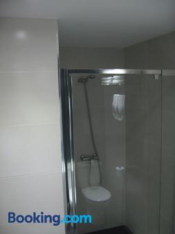 利伯塔德旅馆 - 希洪 - 浴室