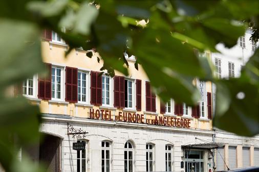 欧洲英格兰德贝斯特韦斯特plus酒店 - 马孔 - 建筑