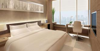 乐华酒店 - SG Clean - 新加坡 - 睡房