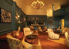 贝尔蒙德米拉弗洛雷斯公园酒店 - 利马 - 休息厅