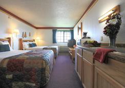 德卢斯仙山旅馆 - 美洲最佳价值客栈 - 德卢斯 - 睡房