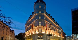 慕尼黑文华东方酒店 - 慕尼黑 - 建筑