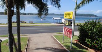 海景路旅馆 - 贝特曼斯湾 - 户外景观