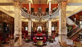 印迪斯酒店 - 海牙 - 酒吧