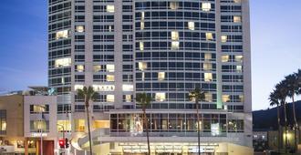 洛伊斯好莱坞酒店 - 洛杉矶 - 建筑