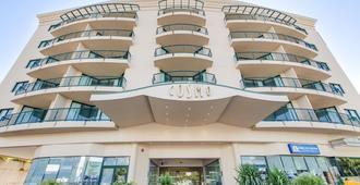 科斯莫中央公寓酒店 - 布里斯班 - 建筑