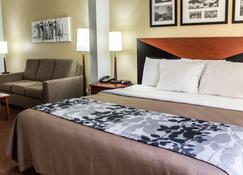 品质套房酒店 - 钱伯斯堡 - 睡房