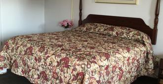 山谷皮特斯贝格山谷汽车旅馆 - 匹兹堡 - 睡房