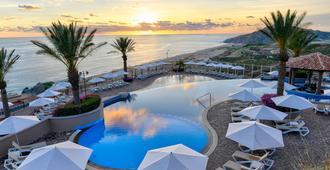 博尼托普为布洛日落海滩高尔夫 SPA 度假村 - 式 - 卡波圣卢卡斯 - 游泳池