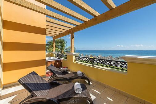 海洋珊瑚松绿石酒店 - 莫雷洛斯港 - 阳台