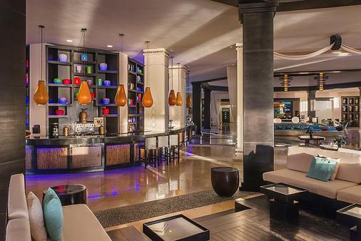 海洋珊瑚松绿石酒店 - 莫雷洛斯港 - 酒吧
