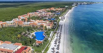 海洋珊瑚松绿石酒店 - 莫雷洛斯港 - 户外景观