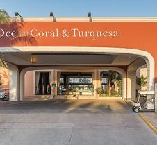 海洋珊瑚松绿石酒店