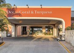海洋珊瑚绿松石度假村 - 莫雷洛斯港 - 建筑
