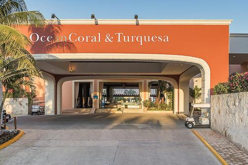 海洋珊瑚松绿石酒店 - 莫雷洛斯港 - 建筑