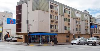 旧金山市区6号汽车旅馆 - 旧金山 - 建筑
