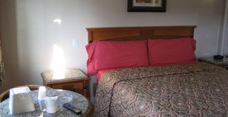 沃尔长滩汽车旅馆 - 长滩 - 睡房