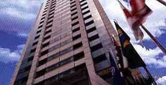 保利斯塔蓝树高级酒店 - 圣保罗 - 建筑
