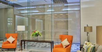 瓦勒罗大套房瑞士贝尔酒店 - 马卡蒂 - 大厅