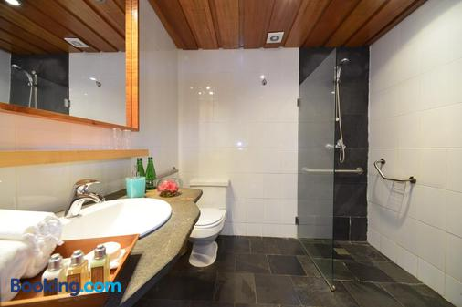 普孔昂特马拉尔酒店 - 普孔 - 浴室