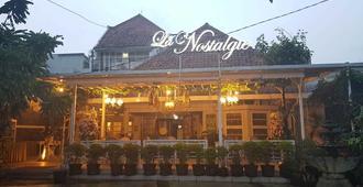 诺斯塔尔杰精品旅馆 - 万隆 - 建筑