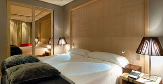文奇弗朗陶拉酒店 - 巴利亚多利德 - 睡房