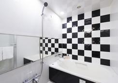 东京新宿芬迪别墅酒店 - 东京 - 浴室
