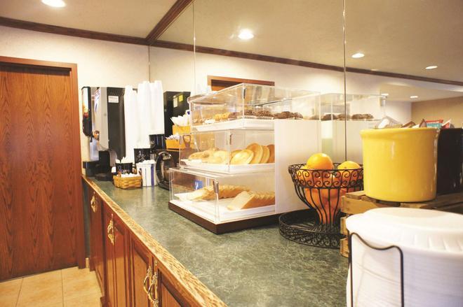 印第安纳波利斯机场行政公路温德姆拉昆塔酒店 - 印第安纳波利斯 - 自助餐