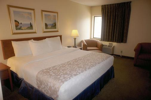 拉坎特印第安纳波利斯机场执行公路旅馆 - 印第安纳波利斯 - 睡房