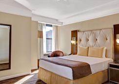 温德姆纽约客酒店 - 纽约 - 睡房