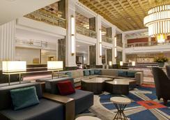 温德姆纽约客酒店 - 纽约 - 大厅