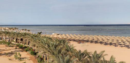 贾兹米拉贝尔度假村 - 沙姆沙伊赫 - 海滩