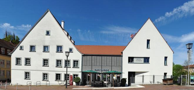 滕德姆酒店 - 班贝格 - 建筑