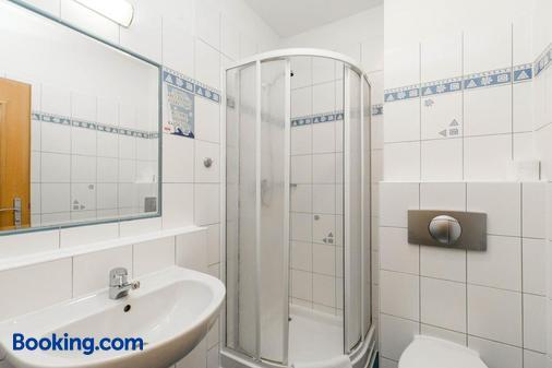 波士顿酒店 - 卡罗维发利 - 浴室